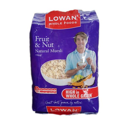 High Quality Fruit & Nut Muesli from Australia