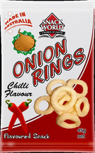 Load image into Gallery viewer, ONION RINGS SNACKS