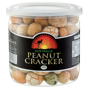 Peanut Crackers premium Australian made snacks