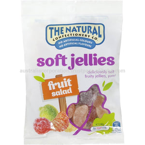 The Natural Confectionery Co Party Mix 240g jelly candy lolly