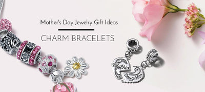 Mother's Day Gift Ideas: Charm Bracelets