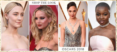 Oscars Red Carpets 2018