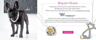 Shop for Charity - Buy Animal Themed Jewelry to Support a Great Cause
