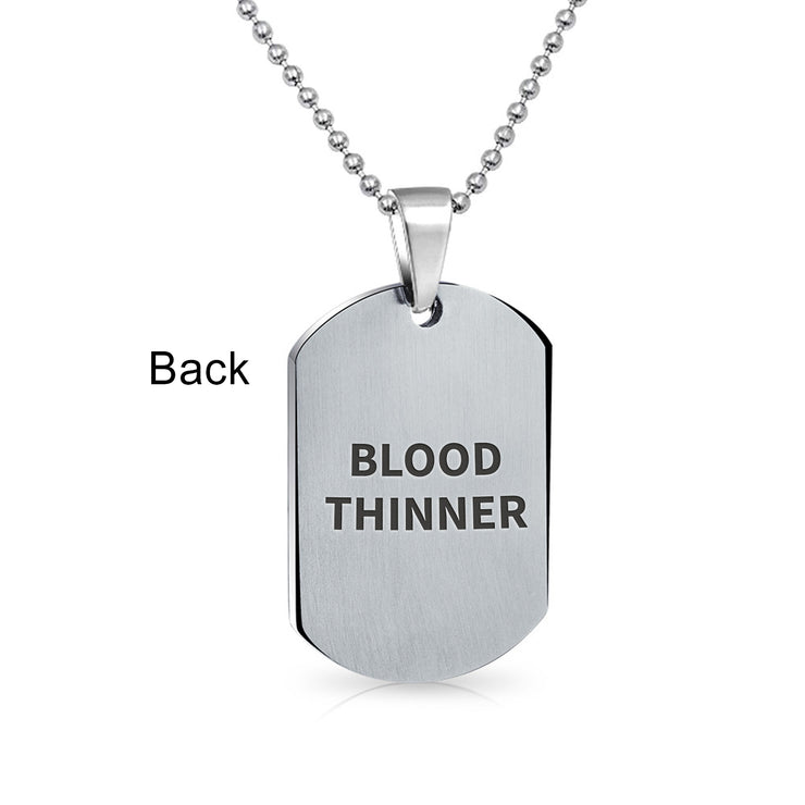 Blood Thinner Medium