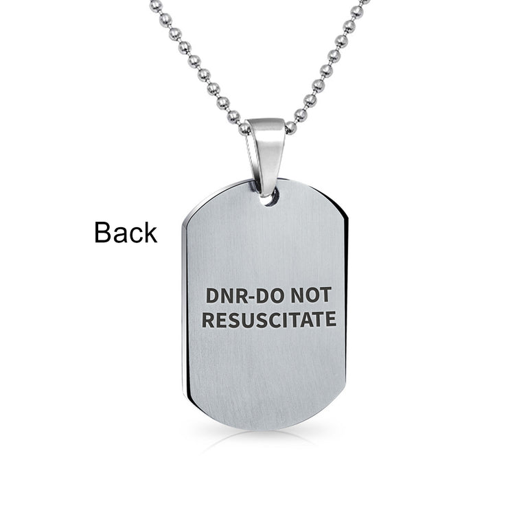 DNR(Do Not Resuscitate) Medium