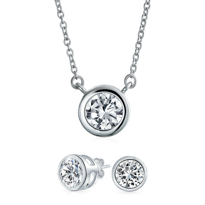 Petite Silver Spiral Vortex Charm Earrings /& Necklace Set or Separate Retro Jewelry