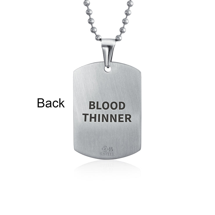 Blood Thinner Large