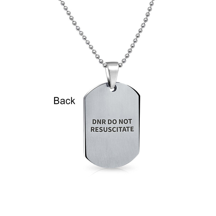 DNR(Do Not Resuscitate) Small