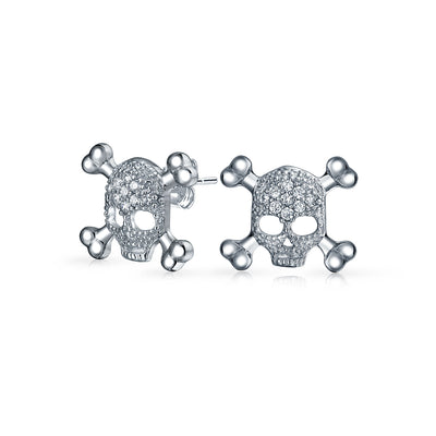 Skull Jewelry - Rock On With Skulls and Crossbones Pieces