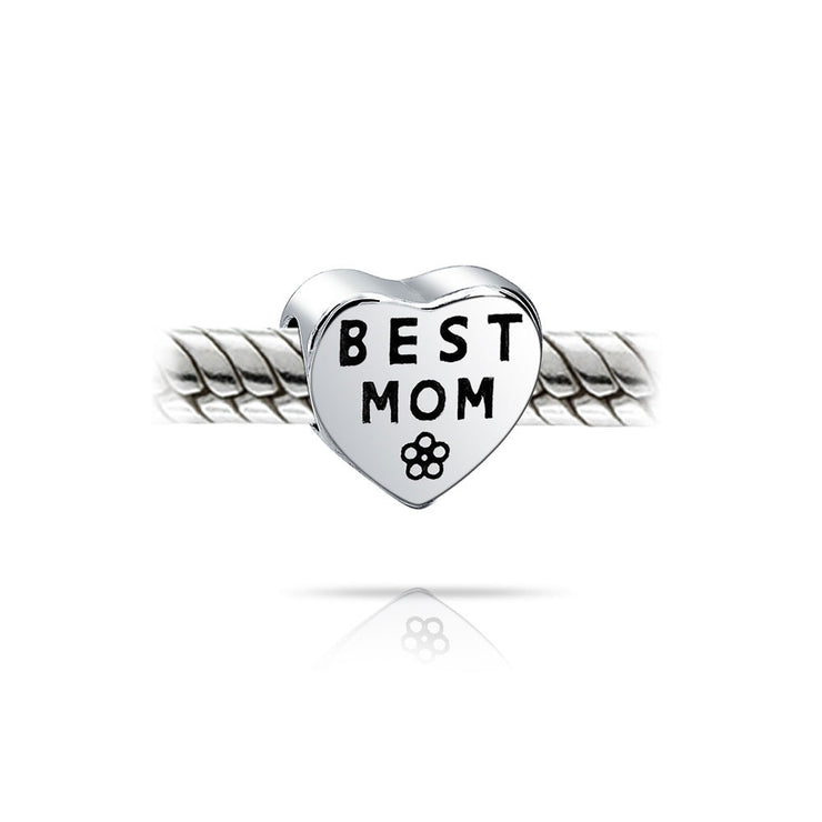 Best Mom - Silver