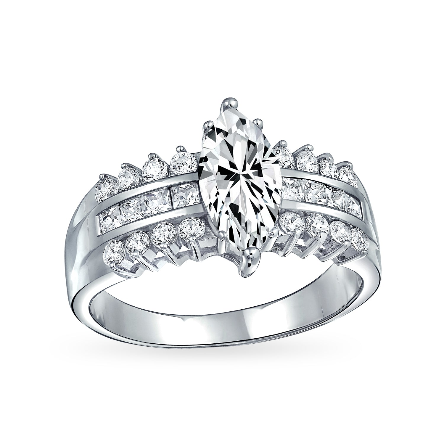 Size 3 MSRP $50 .925 Sterling Silver Children/'s Bow Ring