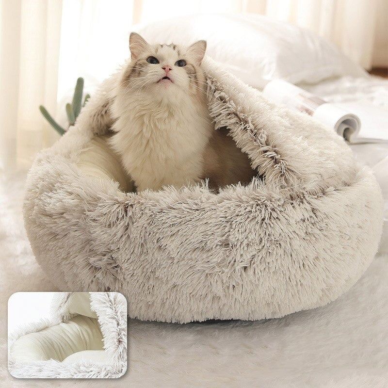 Calming Cat Nest