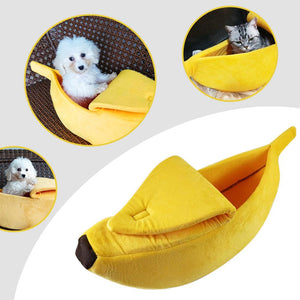 Banana Pet Bed - Buy Gadgets Shop