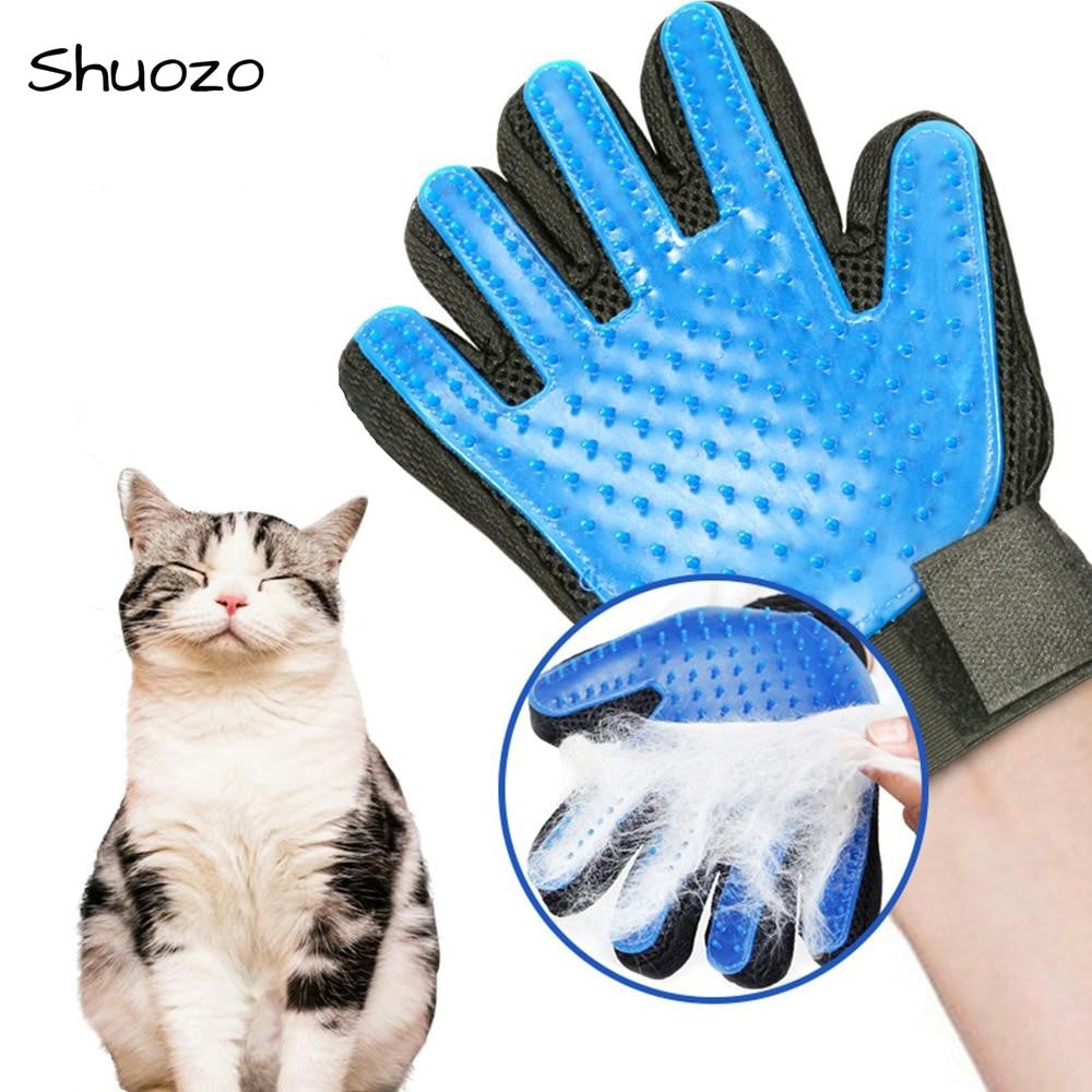 Soft Pet brush Glove - Buy Gadgets Shop