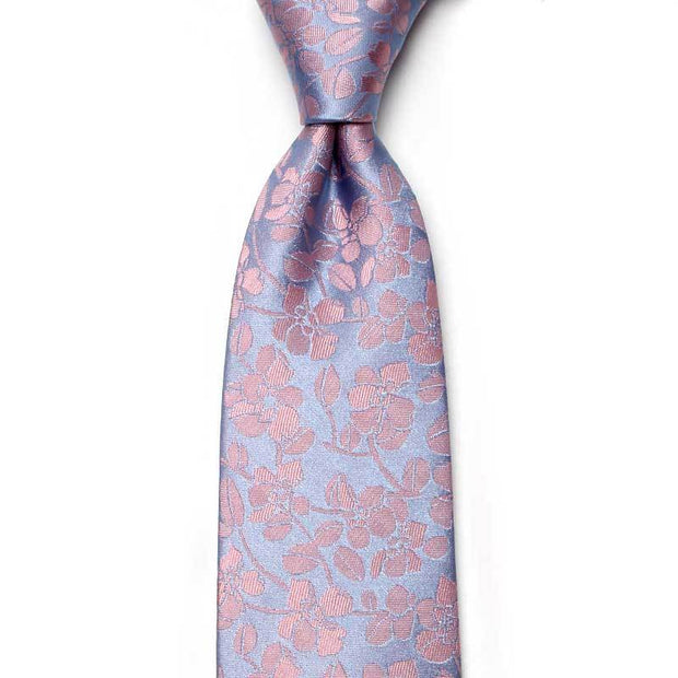 Cherry Blossoms Flower Tie