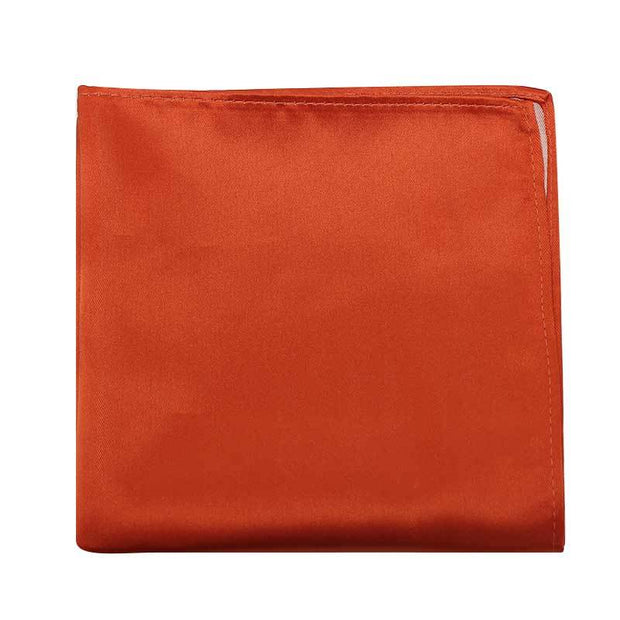 dark orange hanky