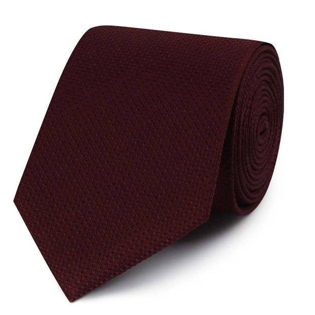 Fashionable Solid Tie