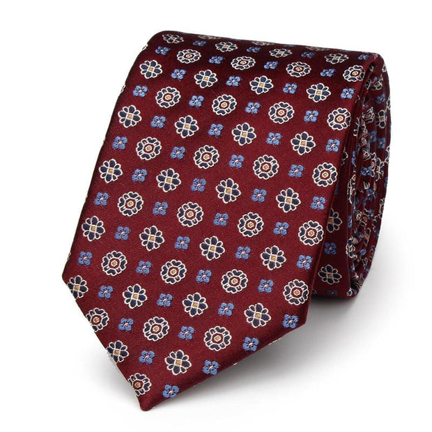 Mexican Tile Design Tie