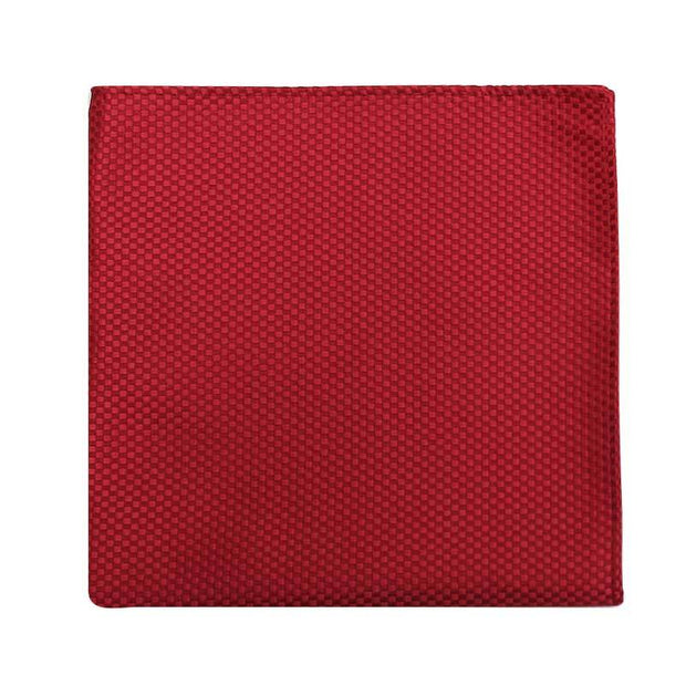 Woven red hanky