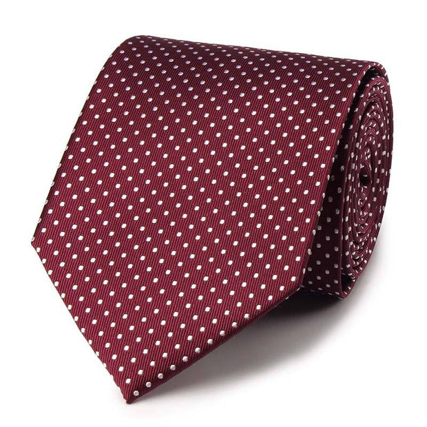small dots ties