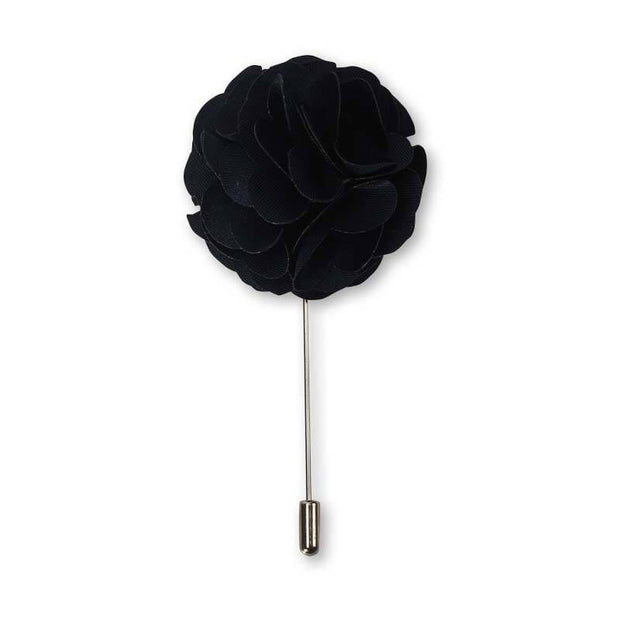 small flower lapel pin