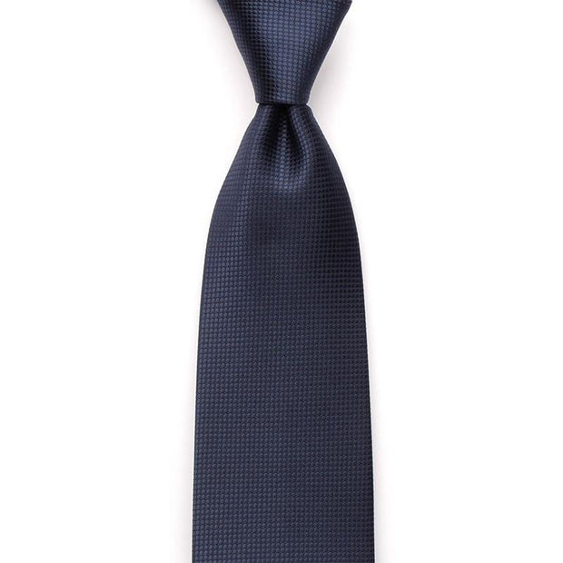 solid wedding necktie