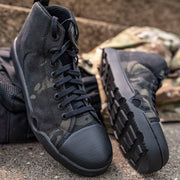 BOTA MARITIME ASSAULT BLACK CAM - ALTAMA