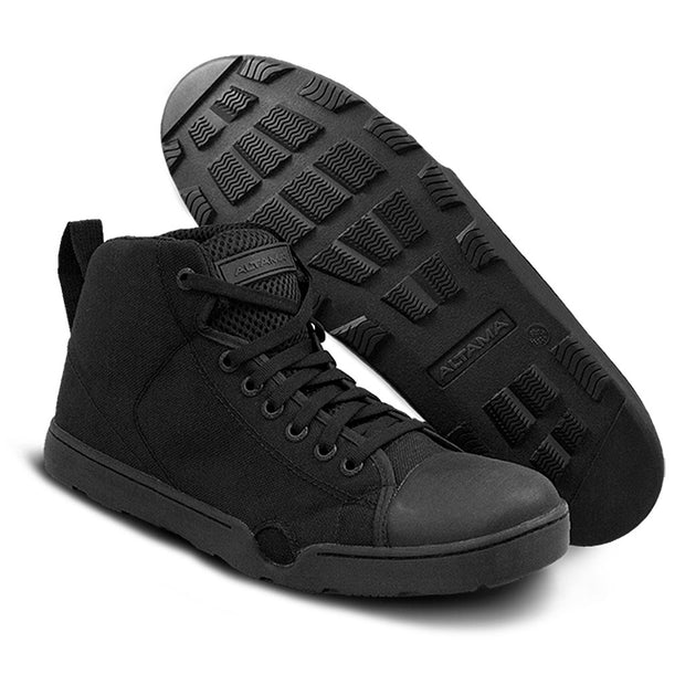 Zapatilla Maritime Assault Mid Black - Altama