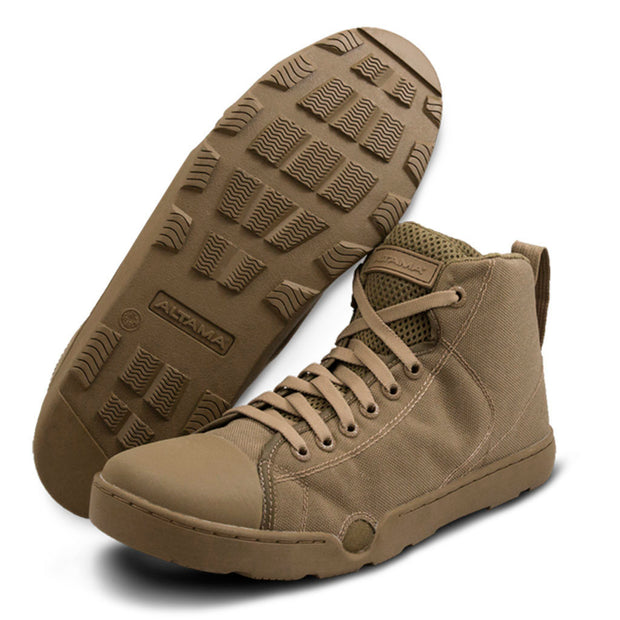 Zapatilla Maritime Assault Mid Coyote - Altama