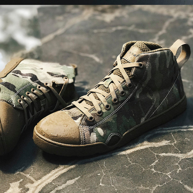 Zapatilla Maritime Assault Mid Multicam - Altama