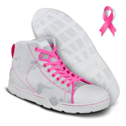 Zapatilla Urban Assault Mid Pink (Cancer Support) - Altama