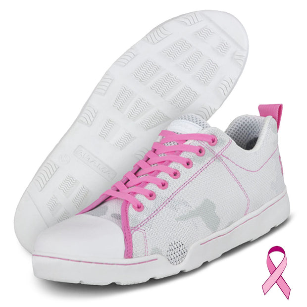 Zapatillas Maritime Assault Pink Low (Cancer Support) - Altama
