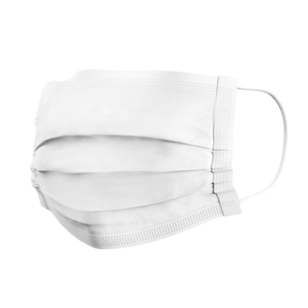 Mascarilla Clear White Certificada Reutilizable