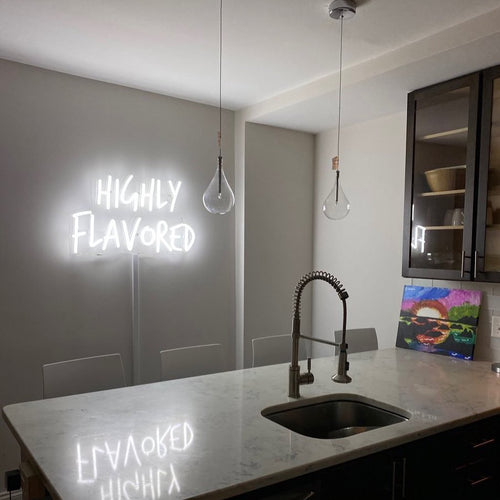 Perfect Taste: Mouth Watering LED Neon Signs