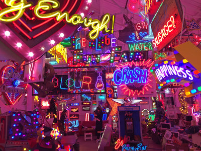A History Of Neon