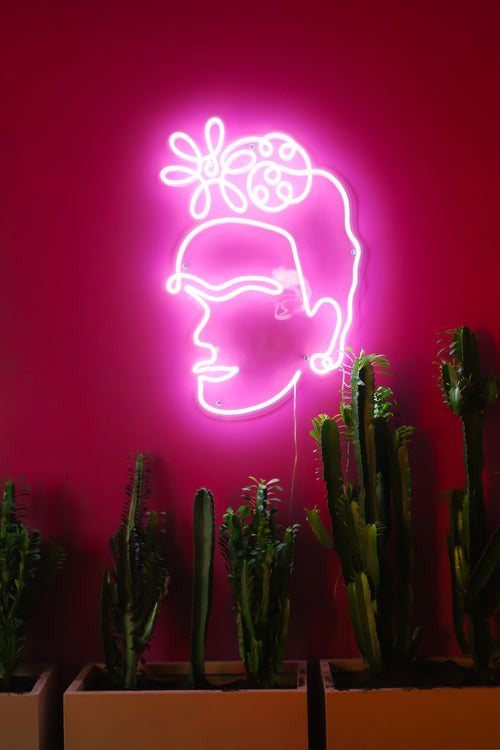 Follow the Light: Neon's Role in Modern and Pop Art