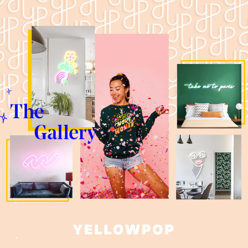 Introducing The Gallery!