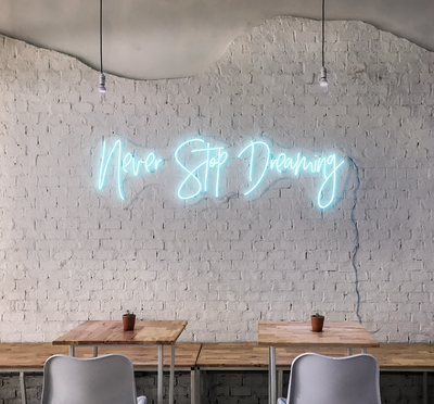 Why People Love Text-Based Custom Neon Signs