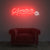 Amour ©, LED neon sign by André Saraiva