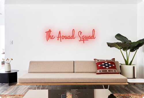 Custom order: The Aouad Squad