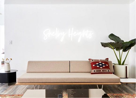 Custom order: Shelby Heights