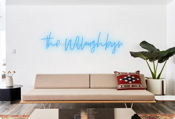 Custom order: the Willoughbys