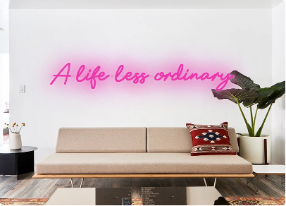 Custom order: A life less ordinary