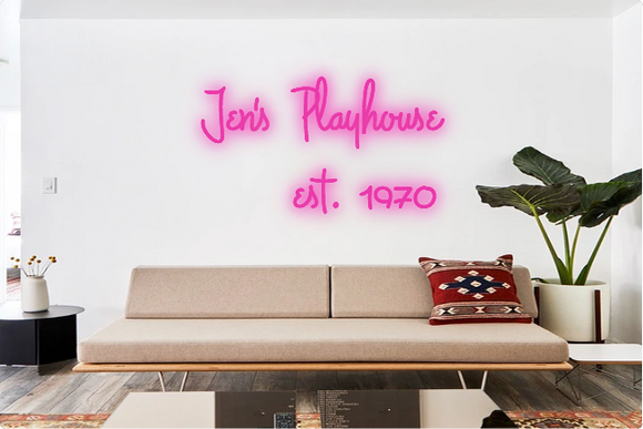Custom order: Jen's Playhouse