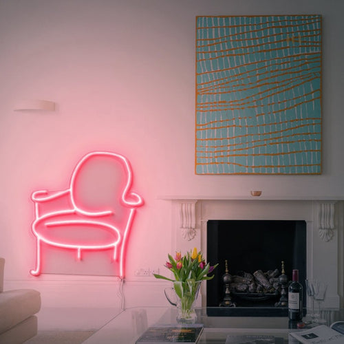 Anna by Clara Bergel - LED Neon Sign
