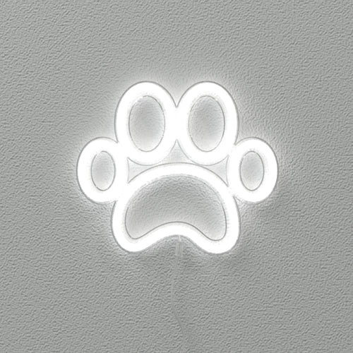 Paw - Led Neon Sign