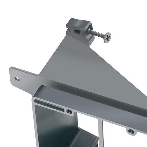 Arlington LVS3 Screw On Three Gang Low Voltage Mounting Bracket