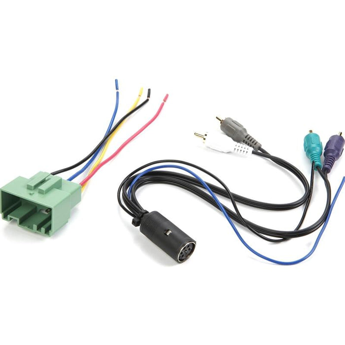 Metra 70-9223 Amplifier Bypass Wiring Harness for Select Volvo '99-'09