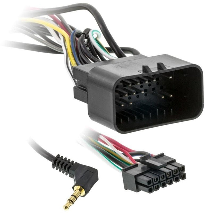 Metra 70-9800 Wiring Harness for Select Harley Davidson 1998 - 2013