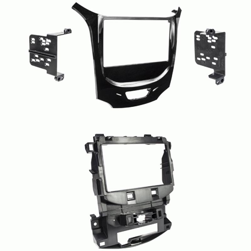 Metra 95-3020HG Double DIN Dash Kit for Select Chevrolet Cruze 2016-Up